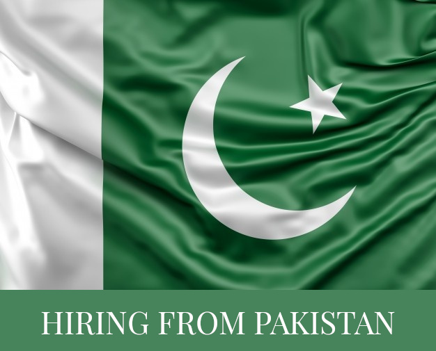 Hiring from Pakistan